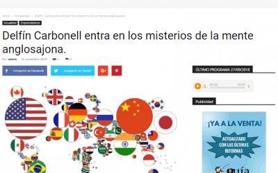 Colaborum, medio especializado en economía, habla sobre Delfín Carbonell